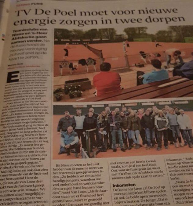 TV De Poel zorgt voor nieuwe energie in twee dorpen